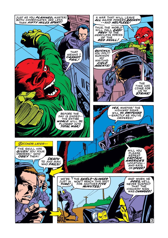 Captain America (1968) Issue #129 #43 - English 4