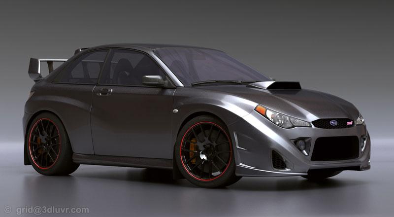 صور سيارة سوبارو امبريزا 2012 -Pictures Subaru Impreza 2012