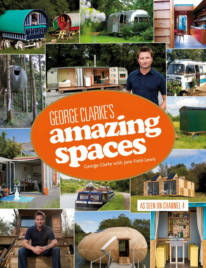 Shedworking: George Clarke's (and Jane Field-Lewis's) Amazing