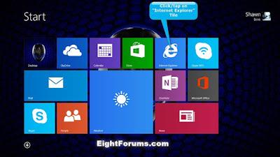 Bài 4 - Hướng dẫn tìm trình duyệt internet có sẵn trên Windows