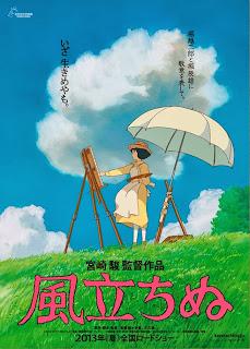 The Wind Rises (Kaze tachinu)