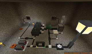 Electrical Age Mod para Minecraft 1.7.2/1.7.10