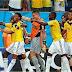 Contundente 4-1 a Japón mete a Colombia a octavos ante Uruguay