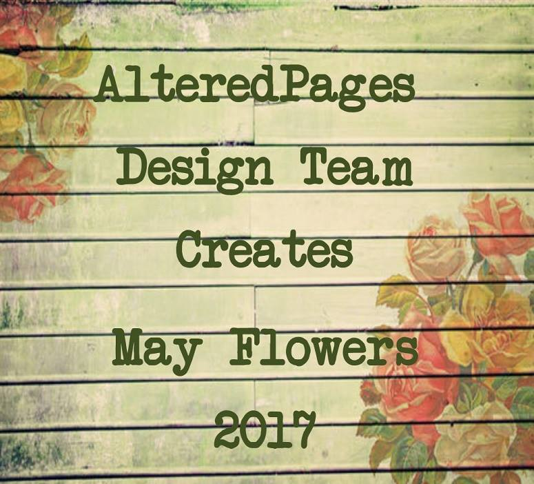 This month's theme at Altered Pages Artsociates
