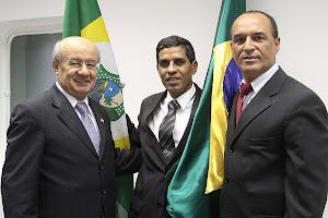 Sen José Pimentel PT CE Líder do Congresso