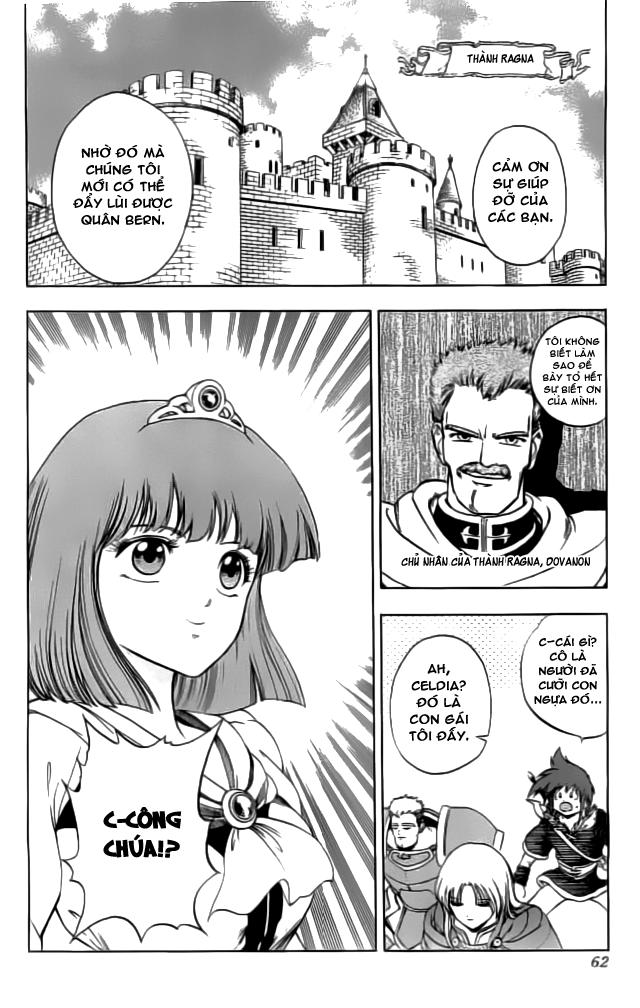 Fire Emblem-Hasha no Tsurugi chap 6 - Trang 12