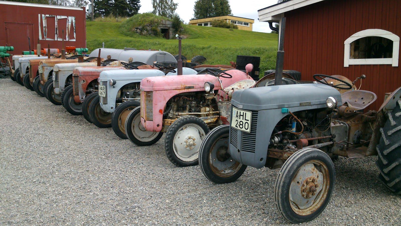 Lindströms traktorer ab indal