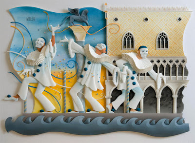 Wonderful Paper Art Work By A Brazilian Artist- 19 Images