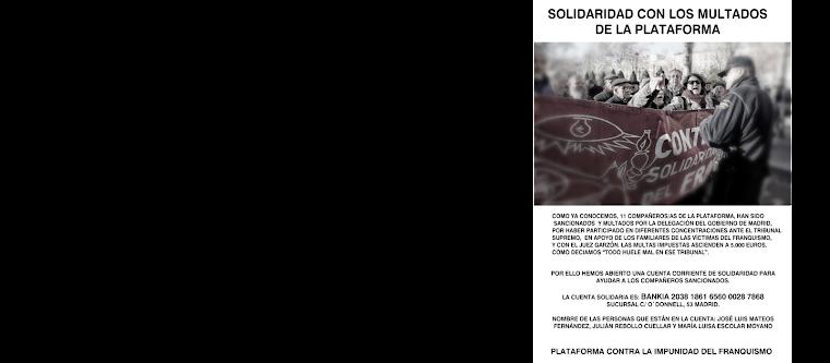 Cuenta Corriente de Solidaridad