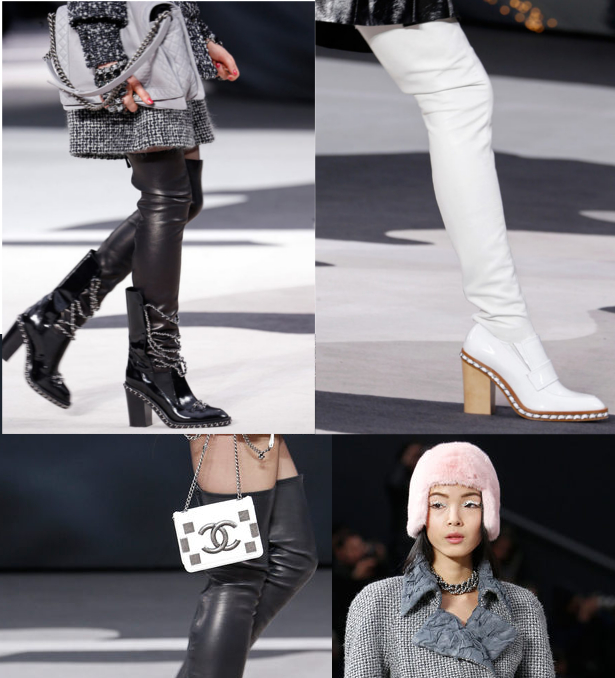 Runway to Style Fashion Blog: Chanel Fall 2013 Accessories