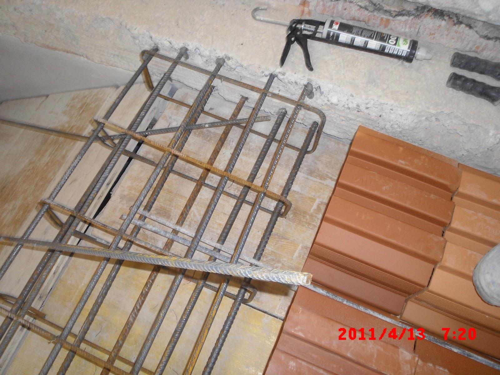 Rinforzo solaio in ristorante a cinisello costruzione for Ferro usato al kg