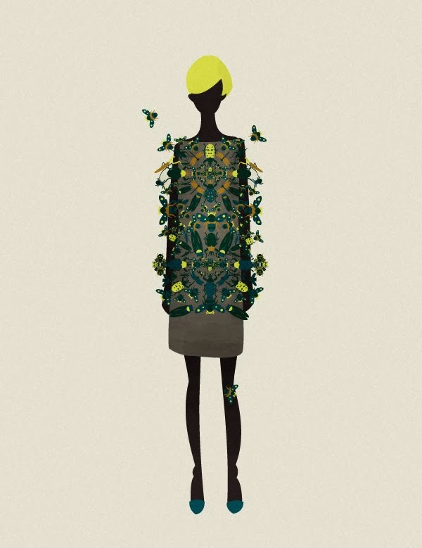©Cristian Grossi. Fashion Artworks. Ilustración | Illustration