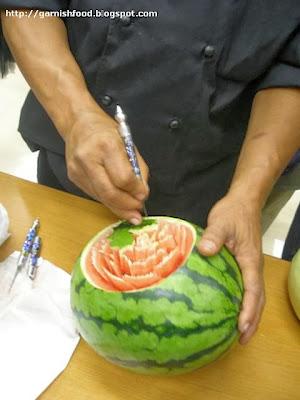 thai carving class