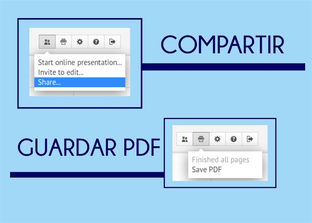guardar diapositivas como pdf