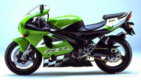 Gambar Kawasaki ZX-7R