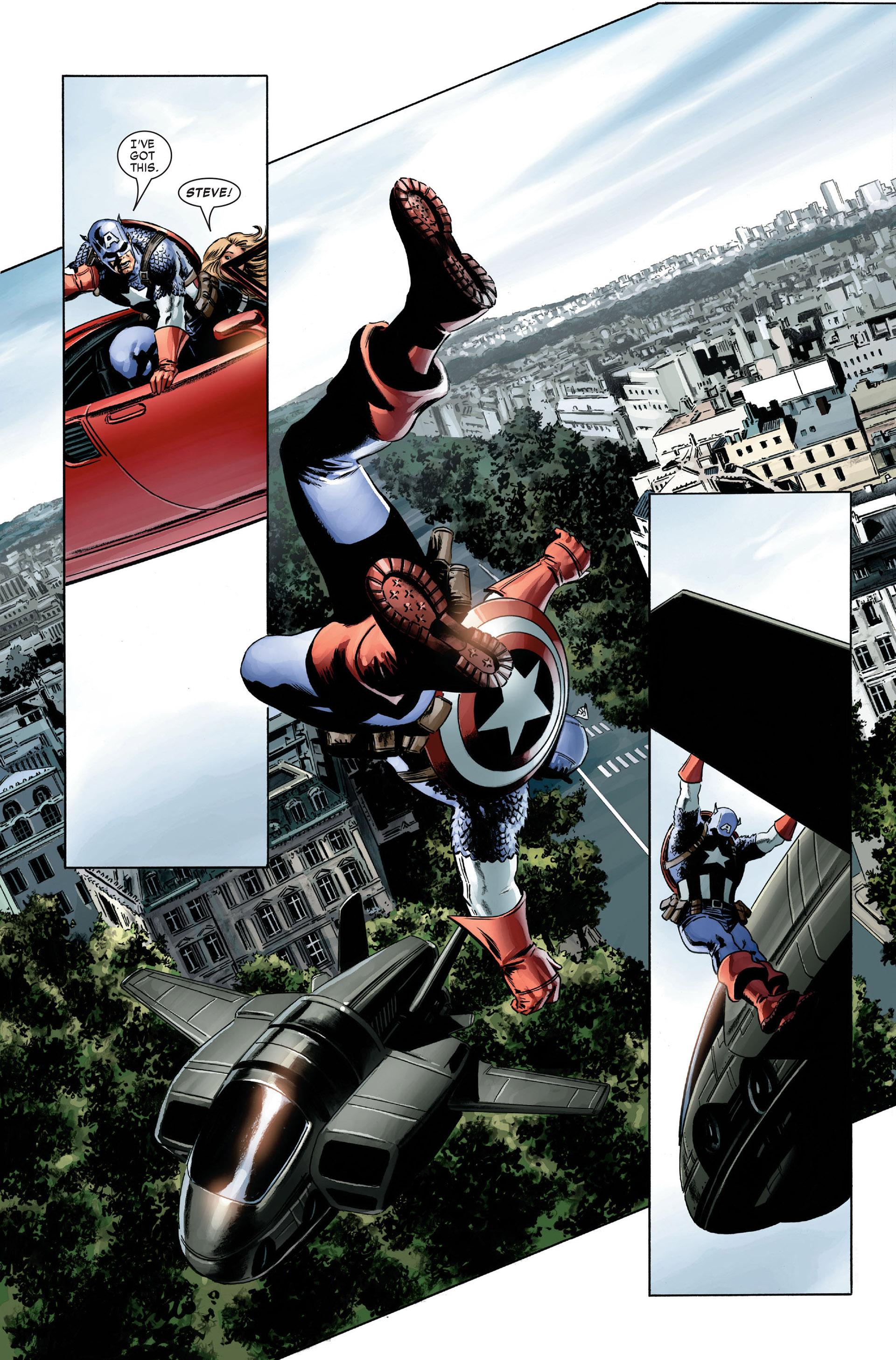Captain America (2005) Issue #3 #3 - English 11
