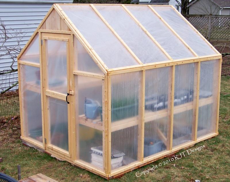 greenhouse plans pdf