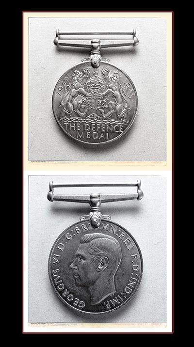The Defense Medal