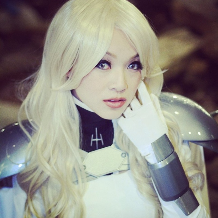 Claymore Cosplay by VampBeauty GalleryTeresa Claymore Cosplay