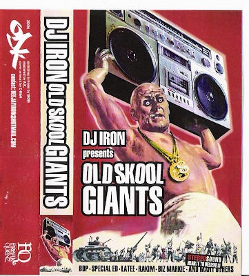 DJ Iron - Old Skool Giants (2010)