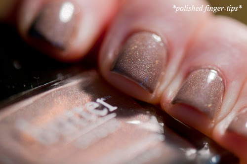 All Hail the Queen - by Butter London - artificial light