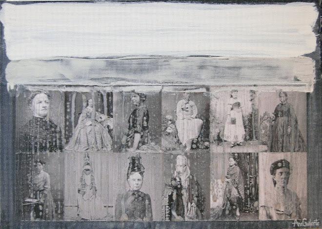 160. UNTITLED. Framed. 52x72cm Sold/Vendido