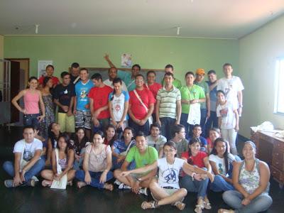 Juventude Missionária e Pastoral da Juventude unidas em Missão Jovem