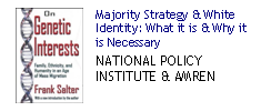 Majority Strategy & White Identity: What it is & Why it is necessary