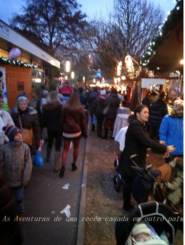 Marché de Noel#Noël Montreux#Feira de Natal em Montreux