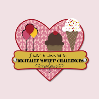 winner at Digitally sweet challenges