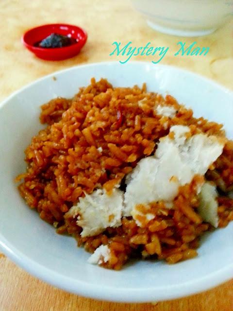 Yam Rice @ Jalan Murthy, Bukit Mertajam