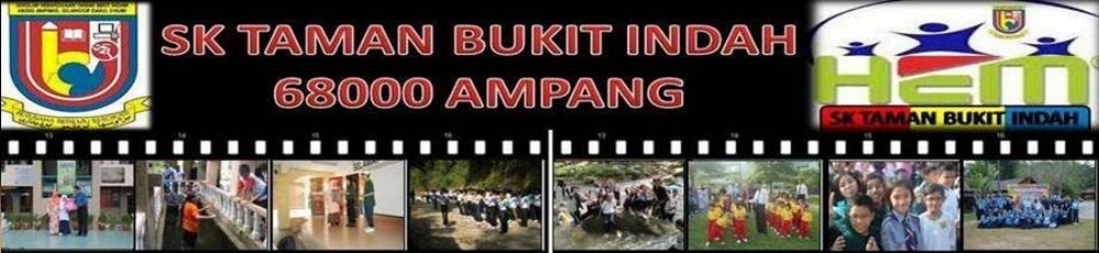 LAMAN BLOG HEM SK TAMAN BUKIT INDAH