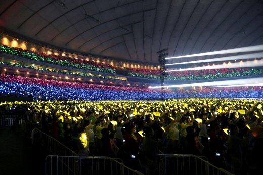 Foto Konser 2PM Di Tokyo Dome Di Edit 01