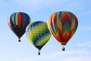 International Balloon Fiesta 2017