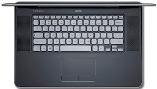 keyboard dell xps 15z