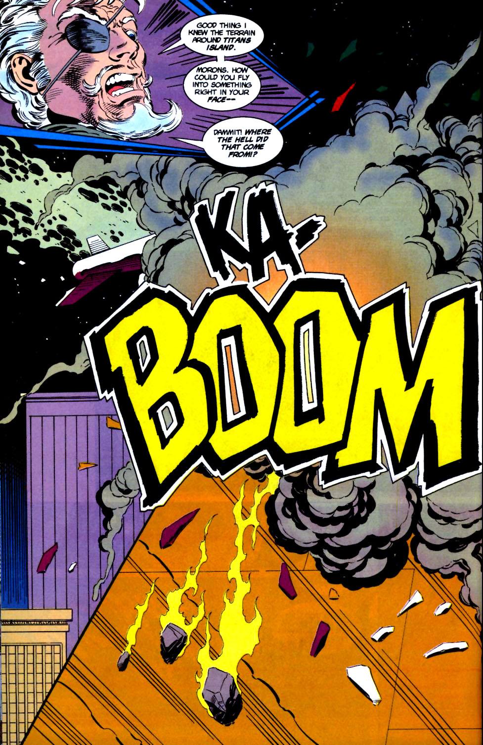 Deathstroke (1991) Issue #16 #21 - English 12