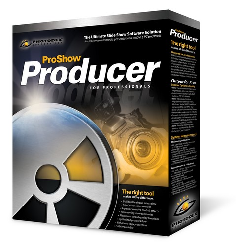 Photodex Proshow Producer V5 0 3296 + Key [Multi]