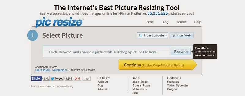 Creative Image Creation Ideas: Pic Resize