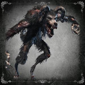 Beast-possessed Soul