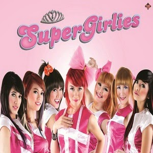 Super Girlies - Cinta Karet