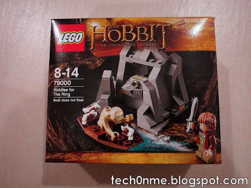Lego The Hobbit Review - IGN