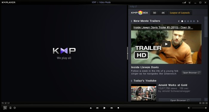 Download KMPlayer 3.9.0.127 Final