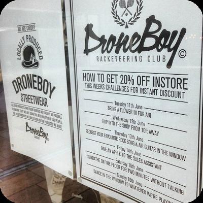 Droneboy discounts list