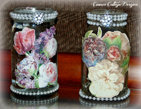 Old Mason Jars Recycled