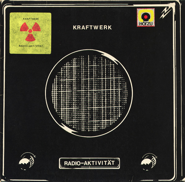 Cover Kraftwerk  - Radioactivity ( Robson Michel  Edit Version )