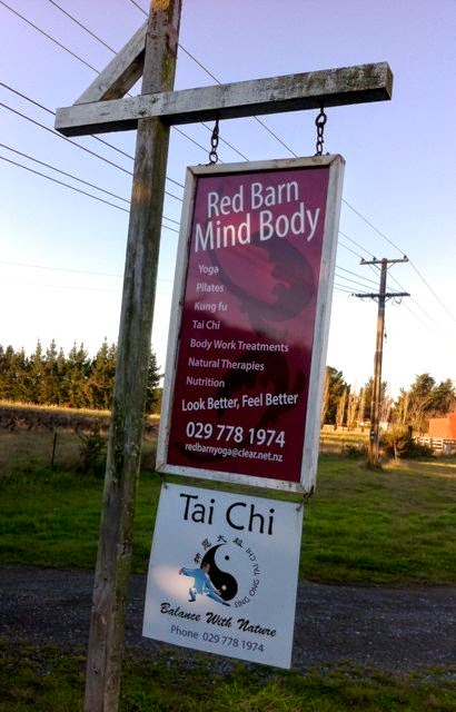 Red Barn Mind Body