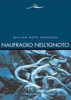 Naufragio nell'ignoto, 2011, copertina
