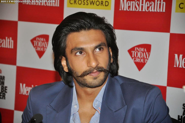 Ranveer Singh Long Hairstyle HD Pics