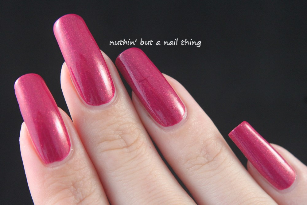 NEW Models Own Collection - Diamond Luxe - Oval Plum