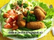Zemiakovo-rybacie tyčinky - recept